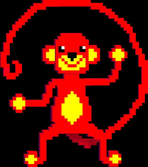 Digital Monkey Shooll